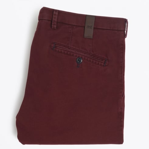 MMX - Lynx Stretch Chino - Red