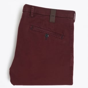 - Lynx Stretch Chino - Red