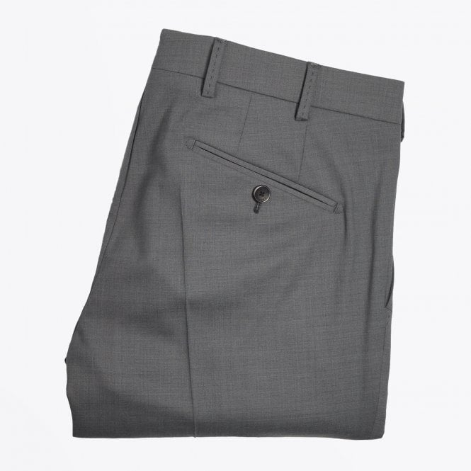 MMX - Lynx - Stretch Dress Trousers - Grey