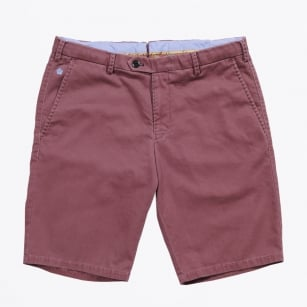 - Pegasus Plain Shorts - Red