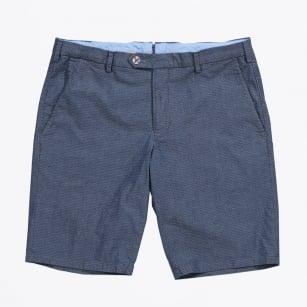 | Pegasus Small Spot Shorts - Navy