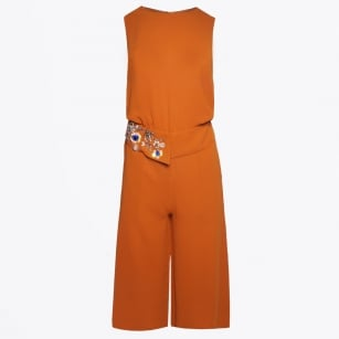 | Katie Jumpsuit - Rust