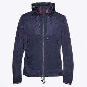 | Allawah Classic Spring Jacket - Blu Marine