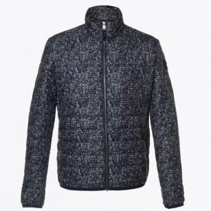 | Amari Speckled Thin Cuff Jacket - Fantasy