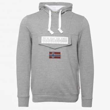 - Burgee Sweatshirt - Grey