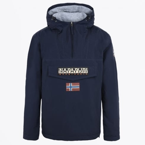 Napapijri - Rainforest Jacket - Blu Marine
