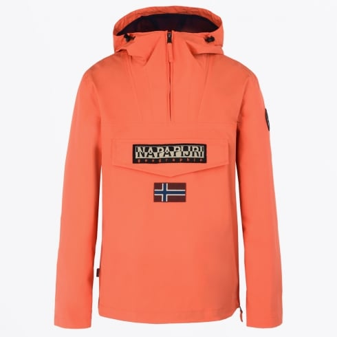 Napapijri - Rainforest Summer Jacket - Orange