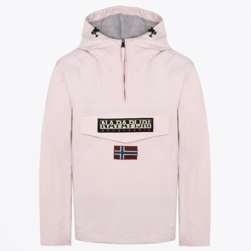 Napapijri - Rainforest Summer Jacket - Pale Pink