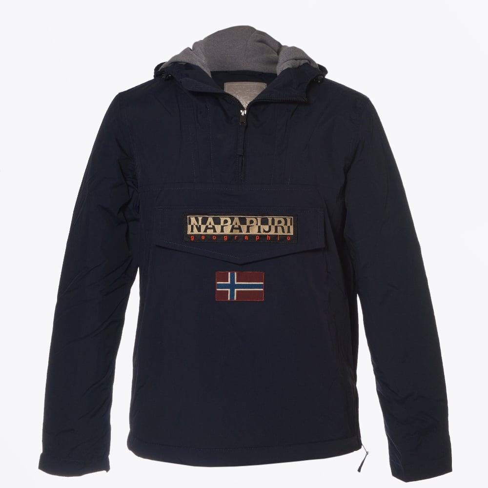 Napapijri Coats Winter For Pullover Men Jacket Rainforest q4xpf1