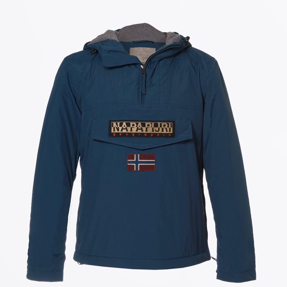 6d56f900532b Rainforest Winter Pullover Jacket - Thunderous