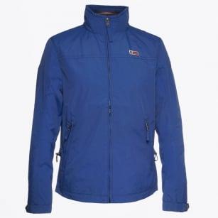 | Shelter Summer Lightweight Jacket - Palatine Blue