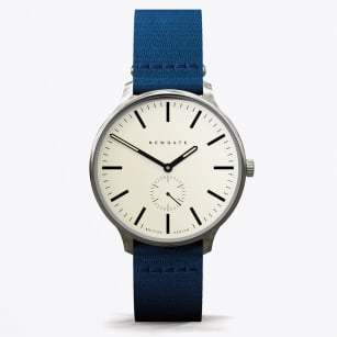 - Blip Canvas Strap - Blue