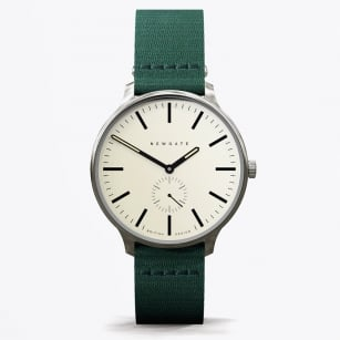 - Blip - Green Canvas Strap Watch