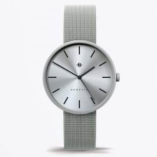 - Drumline - Steel Mesh Strap Watch