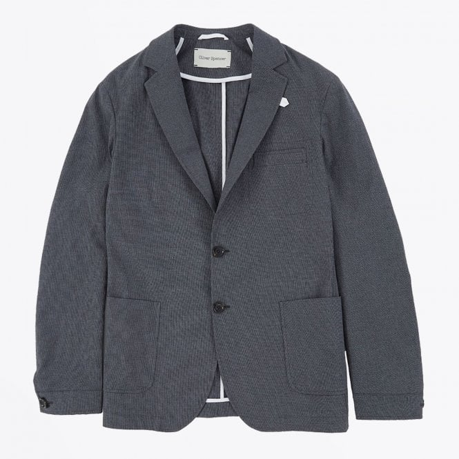 Oliver Spencer - Theobald Jacket - Charcoal