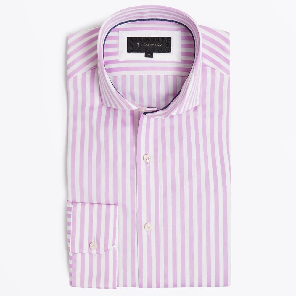 Lyrical Bengal Stripe Shirt | Mens Designer Shirts | One Like No Other