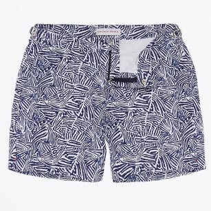 - Bulldog Mato Grosso Swim Shorts - Navy