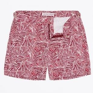 | Bulldog Mato Grosso Swim Shorts - Red