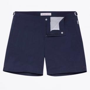 | Bulldog Mid Length Swim Shorts - Navy