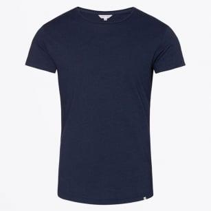 | OB-T Round Neck T-Shirt - Denim