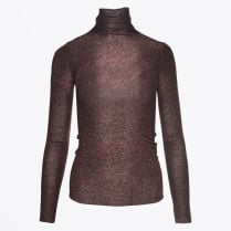 - Bronze Lurex Top