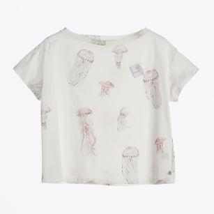 | Short Jellyfish With Badge - Unica