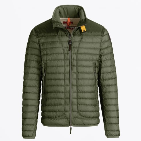 Parajumpers - Arthur Lightweight Puffer Jacket - Military
