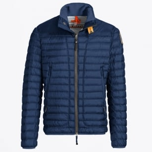 | Arthur Puffer Jacket - Blue