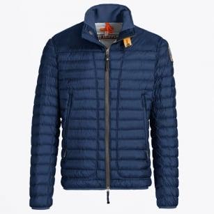   Arthur Puffer Jacket - Blue