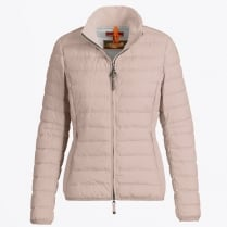 - Geena Super Lightweight Puffer Jacket - Powder Skies