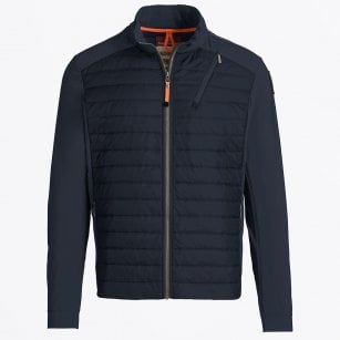 - Jayden Padded Jacket - Blue/Black