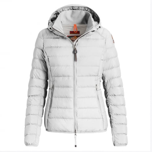 Parajumpers - Juliet Super Lightweight Puffa Jacket - Off White