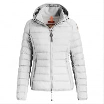 - Juliet Super Lightweight Puffa Jacket - Off White
