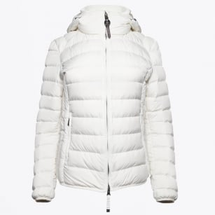 - Juliet Super Lightweight Puffer Jacket - Off White