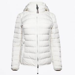 | Juliet Super Lightweight Puffer Jacket - Off White