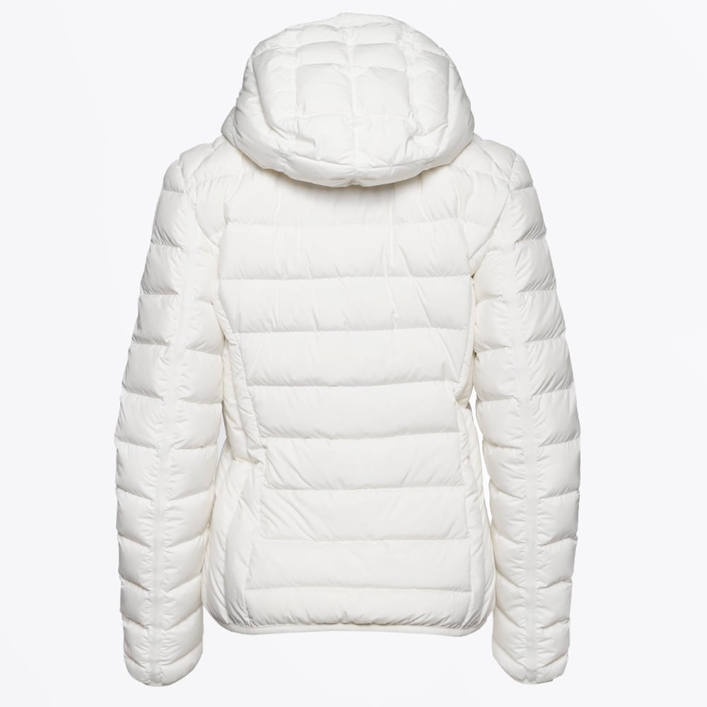 Parajumpers - Juliet Super Lightweight Puffer Jacket - Off White. Hover over image to zoom.