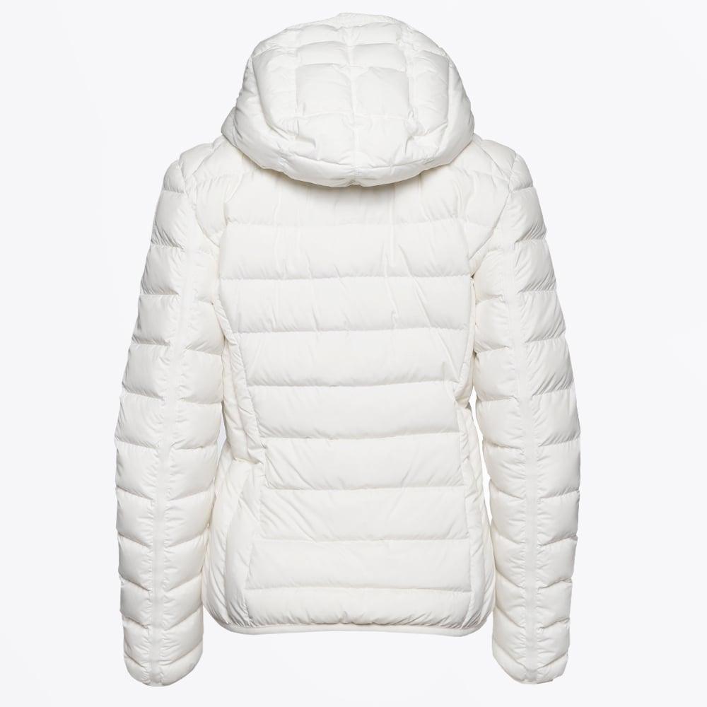 Juliet Super Lightweight Puffer Jacket - Off White ...