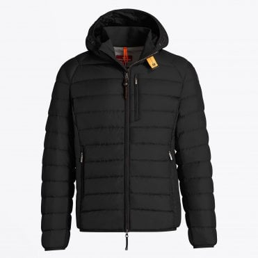 - Last Minute Padded Jacket - Black