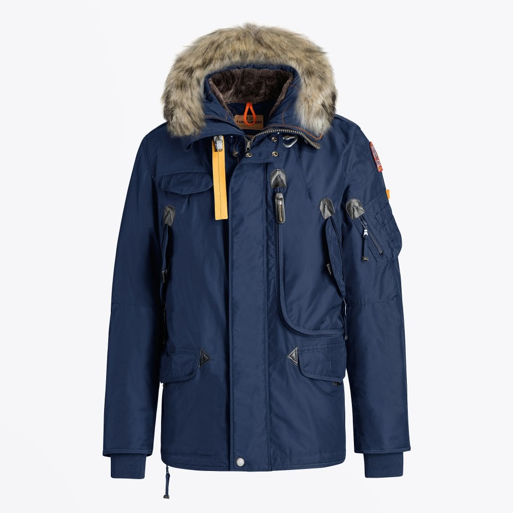 83d64a00fc48 Parajumpers - Right Hand Parka Jacket - Blue - Mr   Mrs Stitch