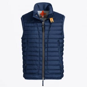 | Sully Day Tripper Puffer Vest - Blue