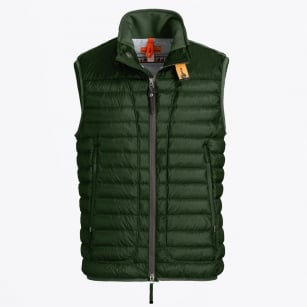| Sully Day Tripper Puffer Vest - Cactus