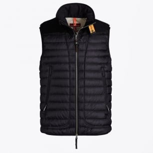 - Sully Puffer Vest - Navy