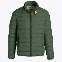 - Ugo Lightweight Padded Jacket - Forest Green
