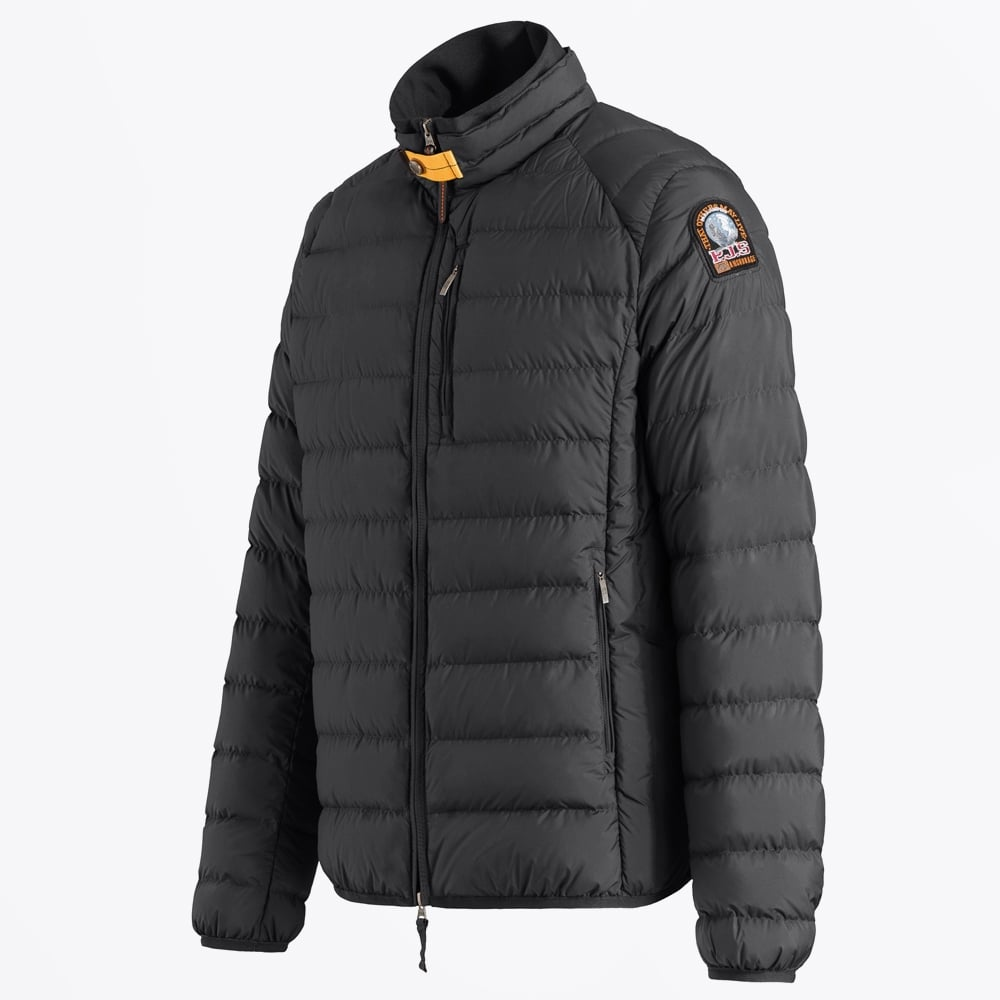 Ugo Lightweight Jacket Asphalt | Mens Winter Jackets | Parajumpers