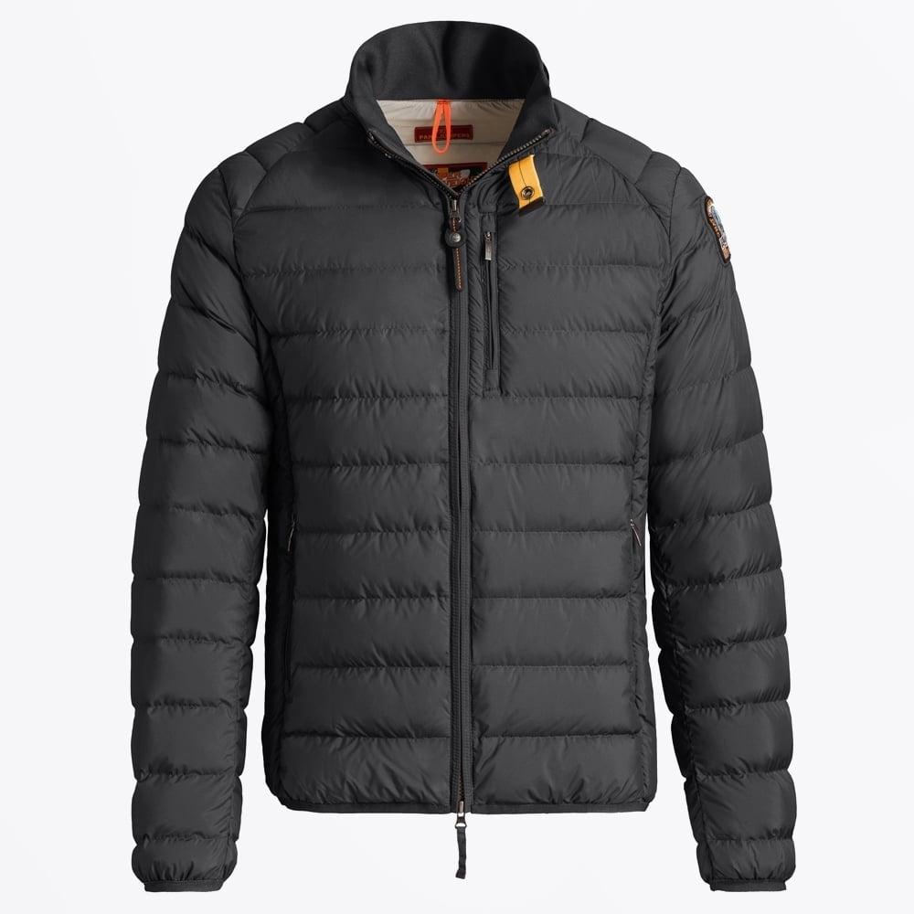01a4c847e4306 Parajumpers | Ugo Super Lightweight Jacket - Asphalt | Mr & Mrs Stitch
