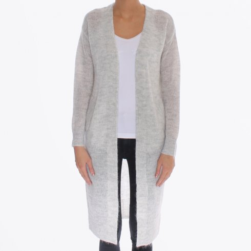 Part Two | Aito Long Mohair Cardigan