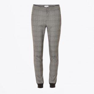 | Bianca Tweed Trousers - Multi