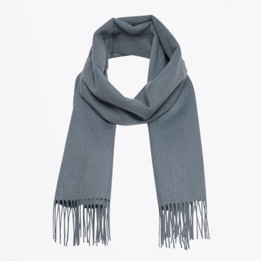 - Cita - Wool Scarf - Blue
