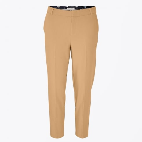 Part Two - Clea Pants - Tobacco