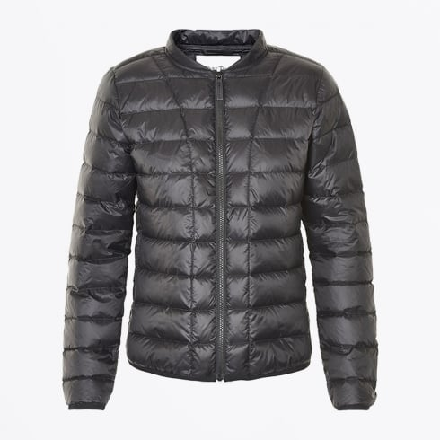 Part Two | Downie Down Quilted Jacket - Black
